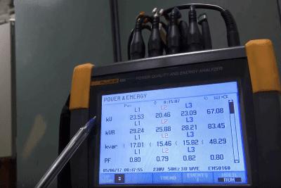Energex kVA Demand