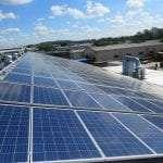 Commercial Solar Power Brisbane Panels