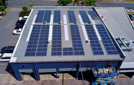 commercial business solar brisbane