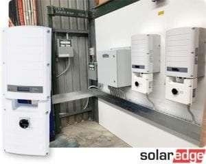 business solar inverter