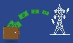 energy price rise