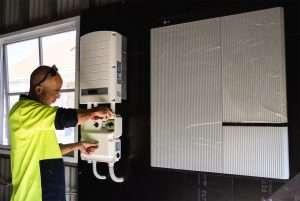 battery installation standard - Energy Partners Brisbane