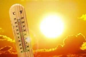 climate change sun